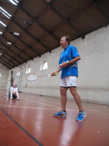 Badminton - Stage